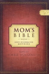 NCV Mom's Bible: God's Wisdom for Mothers, Hardcover