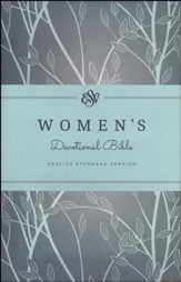 ESV Women's Devotional Bible, Green Hardcover