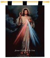 Divine Mercy Wallhanging