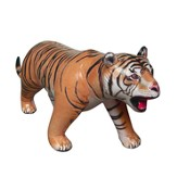 Siberian Tiger Lifelike Inflatable Animal, 96 Long