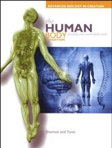 The Human Body (Advanced Biology) Student Textbook, 2nd Edition