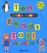 Ten Beads Tall Activity Board Book