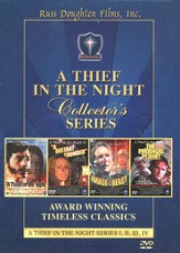 A Thief in the Night Collector's Series--4 DVDs