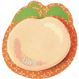 Love, Peach Magnetic Sticky Notes