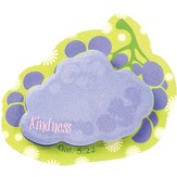 Kindness, Grapes Magnetic Sticky Notes