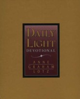 Daily Light Devotional, NKJV--bonded leather, burgundy