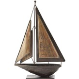 I Can Do All Things Through Christ Sailboat, Medium
