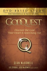 GodQuest DVD-Based Study  - Slightly Imperfect