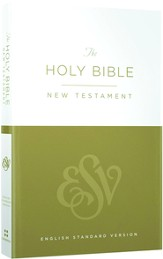 ESV Economy New Testament