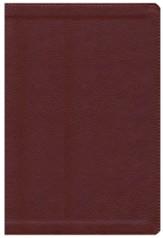 ESV Heirloom Thinline Bible, Genuine Calfskin Leather, Brown