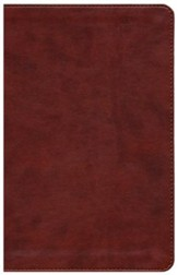 ESV Gift Bible (TruTone, Chestnut), Leather, imitation
