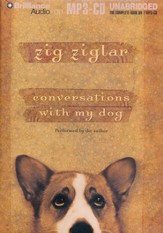 Conversations with My Dog - unabridged audiobook on MP3-CD