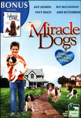 Miracle Dogs Double Feature DVD