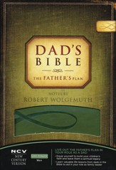 NCV Dad's Bible: The Father's Plan, Imitation Leather