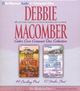 Debbie Macomber Cedar Cove CD Collection 2: 44 Cranberry Point, 50 Harbor Street - abridged audiobook on CD