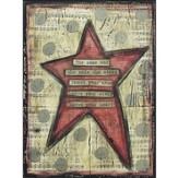 God Knows, The Same God Who Made the Stars Plaque