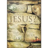 Who Is Jesus Plaque