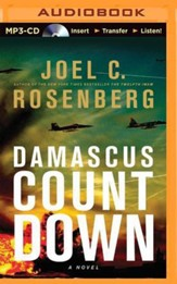 #3: Damascus Countdown - unabridged audiobook on MP3-CD