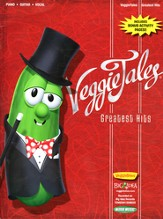 VeggieTales Greatest Hits, Songbook