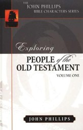 Exploring People of the Old Testament, Volume 1