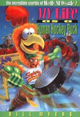 My Life as a Human Hockey Puck - eBook
