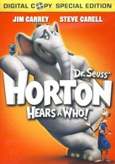 Dr. Seuss' Horton Hears a Who! DVD and Digital Copy