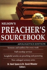 Nelson's Preacher's Sourcebook, Apologetics Edition with CD-ROM