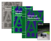 Saxon Advanced Mathematics Kit & DIVE CD-Rom, 2nd Edition