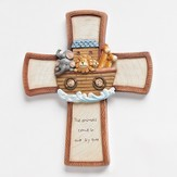 Noah's Ark Wall Cross