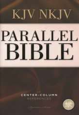 Nelson's KJV/NKJV Parallel Bible with Center-Column References