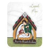 Jesus is the Reason for the Season, Lapel Pin