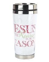 Jesus is the Reason for the Season, Travel Mug