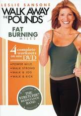 Walk Away the Pounds: Fat Burning Miles