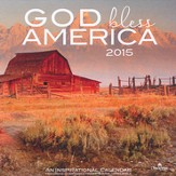 2015 God Bless America Wall Calendar