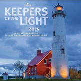 2015 Lighthouses Wall calendar