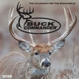 2015 Duck Dynasty, Buck Commander Wall Calendar