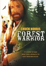 Forest Warrior, DVD