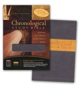 The NKJV Chronological Study Bible - Slightly Imperfect