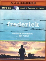 Frederick: A Story of Boundless Hope - unabridged audiobook on MP3-CD