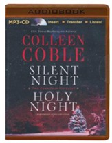 Silent Night, Holy Night: A Colleen Coble Christmas Collection - unabridged audiobook on MP3-CD