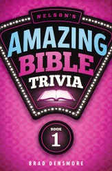 Nelson's Amazing Bible Trivia- Vol 1 - Slightly Imperfect