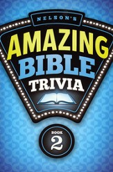 Nelson's Amazing Bible Trivia- Vol 2 - Slightly Imperfect