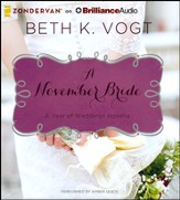 A November Bride - unabridged audiobook on CD