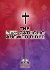 New Catholic Answer Bible NABRE - Largeprint