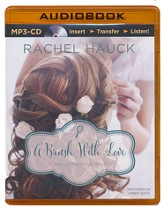 A Brush with Love: A January Wedding Story - unabridged audiobook on MP3-CD