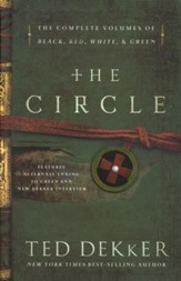The Circle: The Complete Text of Black, Red, White, and Green - 4 in 1