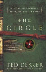 The Circle: The Complete Text of Black, Red, White, and Green - 4 in 1 - Slightly Imperfect