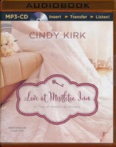 Love at Mistletoe Inn: A December Wedding Story - unabridged audiobook on MP3-CD