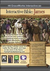 Interactive Bible: James (Access Code to Download Game)