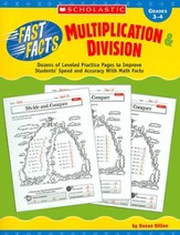 Multiplication & Division: Fast Facts